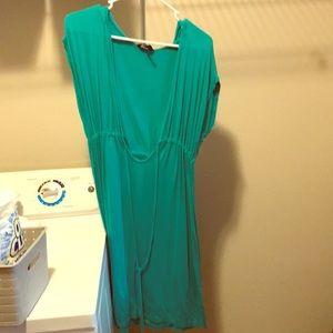 Tie around the waist dress 👗...
